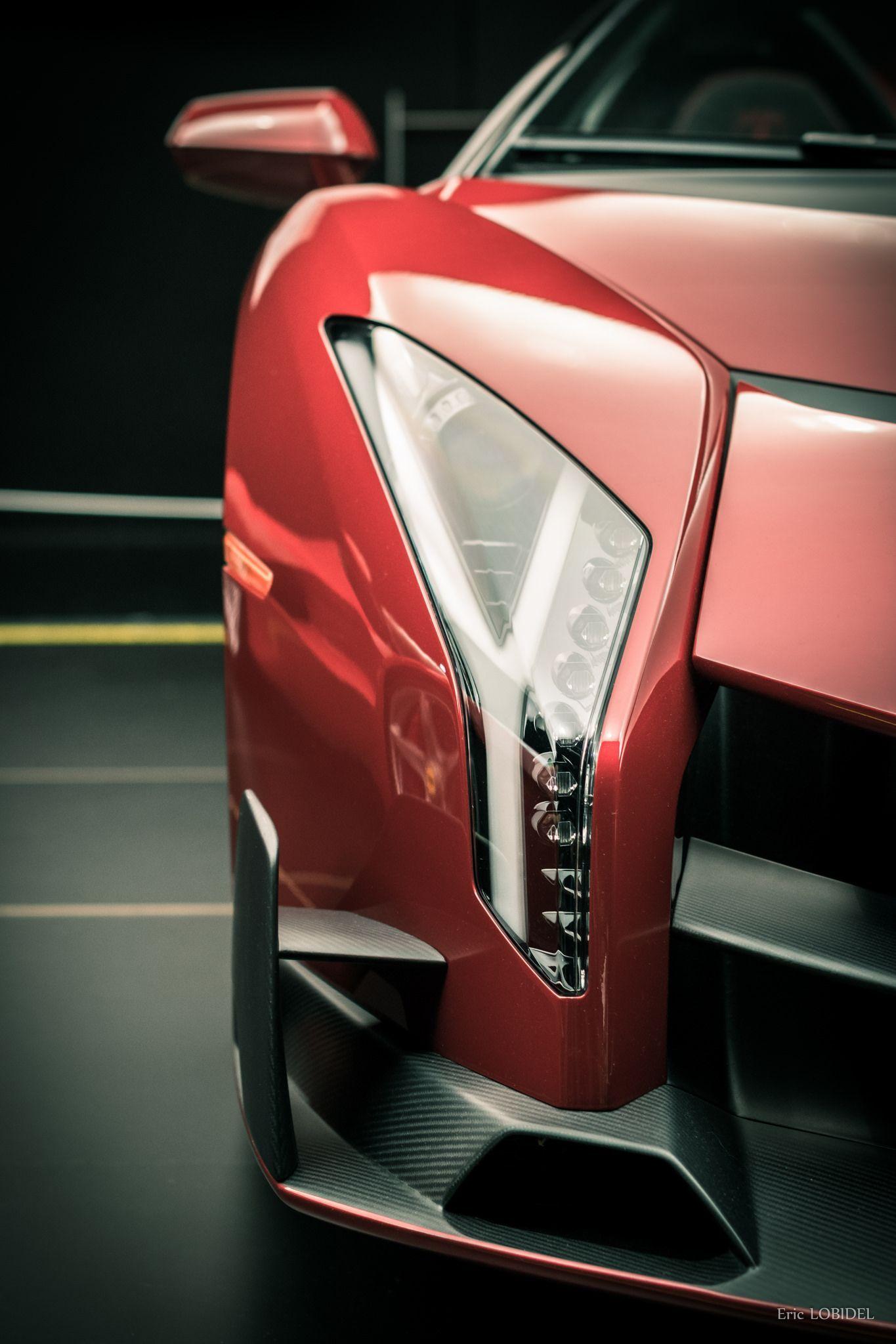 Attractive Vehicle · Lamborghini Veneno More