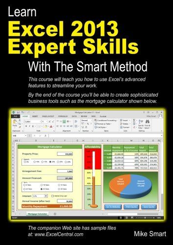 Parts of the Excel 2007 Excel Spreadsheets Pinterest - excel mortgage calculator