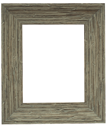 Custom Picture Frame - Kendall Hartcraft 4037 Barnwood a rustic ...