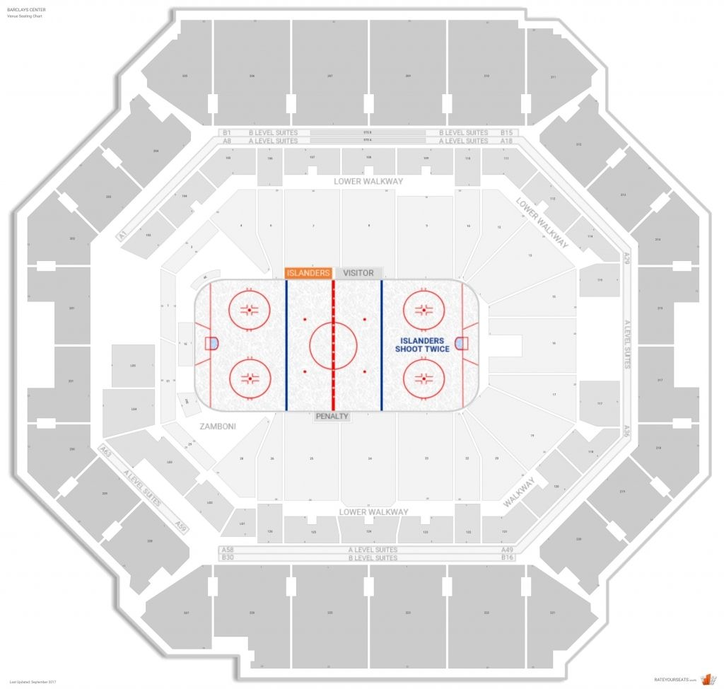 The Brilliant And Attractive Barclays Center Seating Chart Hockey