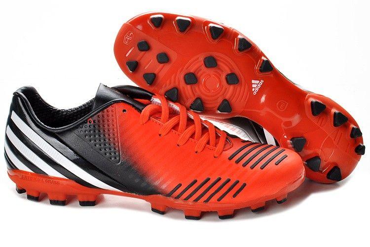 Respeto a ti mismo Escalera cupón  Adidas Predator 2013 LZ TRX AG Cleats Orange Black White   Adidas predator,  Adidas soccer shoes, Soccer shoes