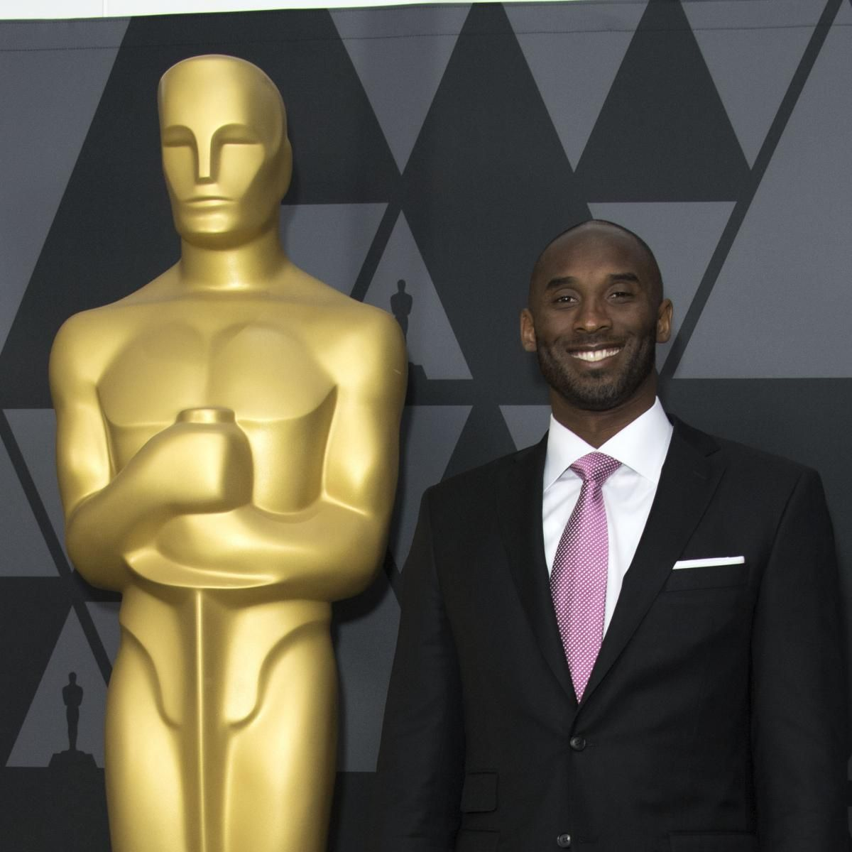 008ded39dd72 Add another accomplishment to Kobe Bryant  s illustrious resume  Oscar  winner. Bryant took home an Academy Award in the animated short film  category Sunday ...