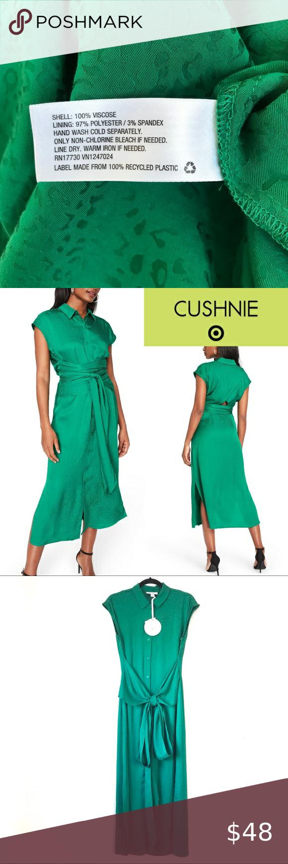 Cushnie X Target Emerald Green Wrap Midi Dress Red Flare Dress Wrap Midi Dress Black Midi Sweater Dress [ 1740 x 580 Pixel ]