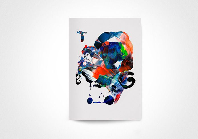 Music Packaging and Visual Identity for Troberg by HelloMe. |