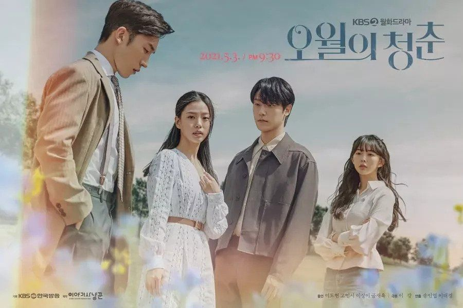 """Youth Of May"" Continues Quiet Start In Ratings As The Only Drama In Its Time Slot"