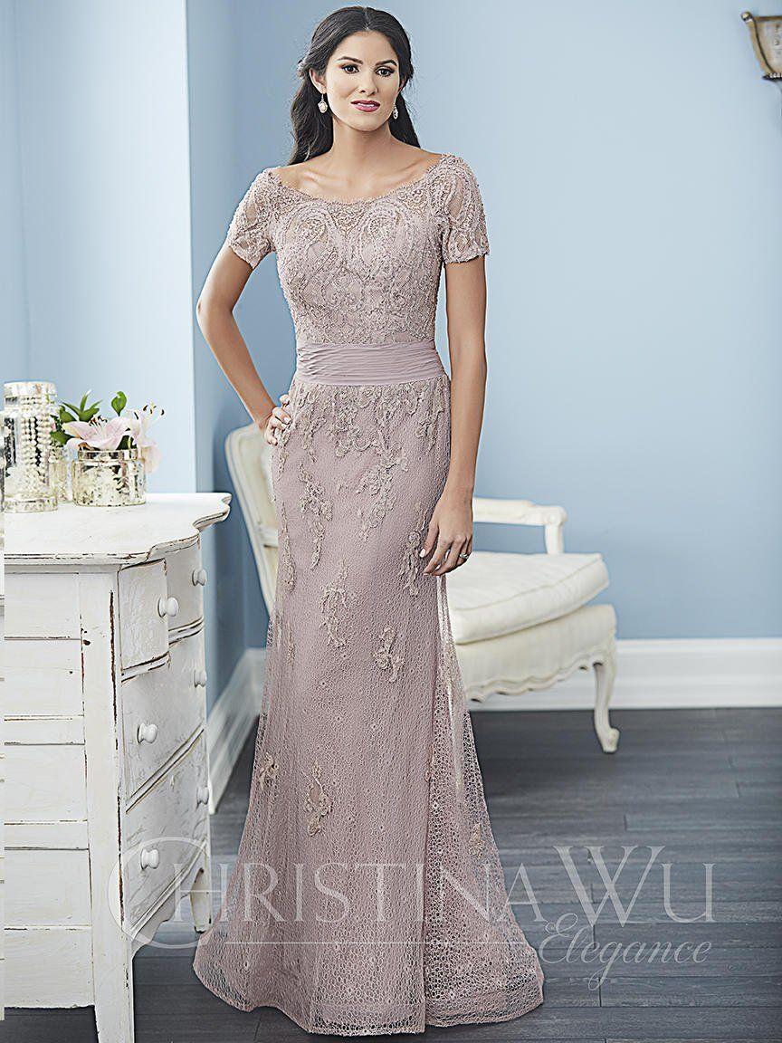Christina Wu Elegance 17831 in 2020 Dresses, Ruched
