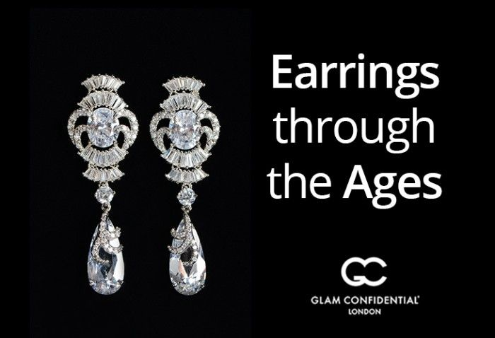 Earrings through the Ages - Glam Confidential