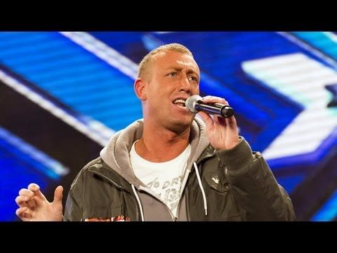 Christopher Maloney's audition - Bette Midler's The Rose - The X