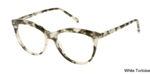 Gant Effie eyeglass frames in White Tortoise | Four Eyes | Pinterest ...