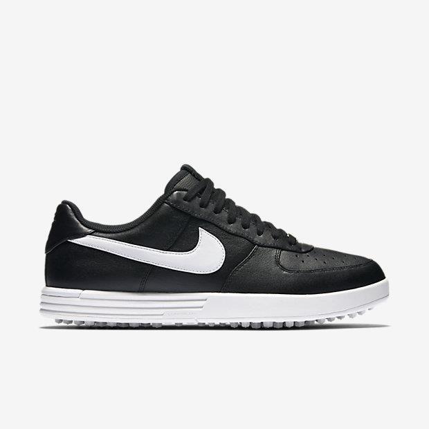 Nike Lunar Force 1 Golf Shoe