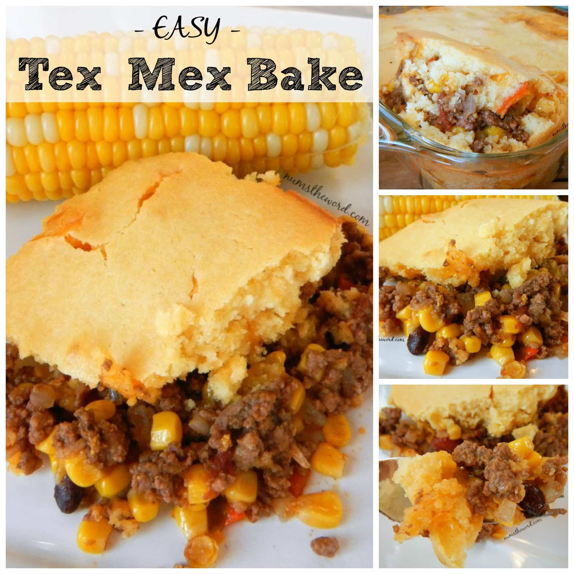 This Easy Tex Mex Bake Has Turned Into A Favorite Meal