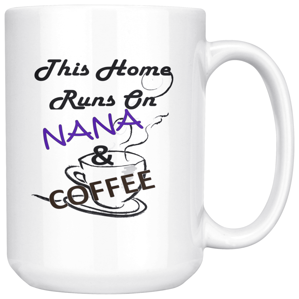 Nana's Coffee Mug Mugs, Tee shop, Nana