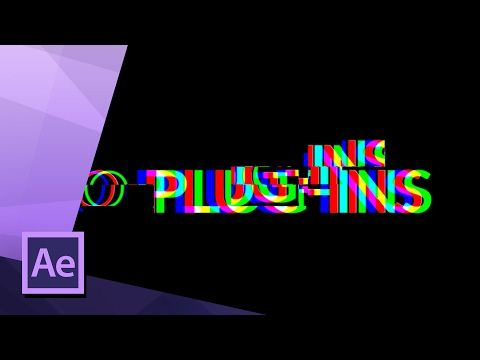de555da9dda HOW TO CREATE AN EPIC RGB GLITCH INTRO ANIMATION in AFTER EFFECTS  (Chromatic Aberation Tutorial) - YouTube