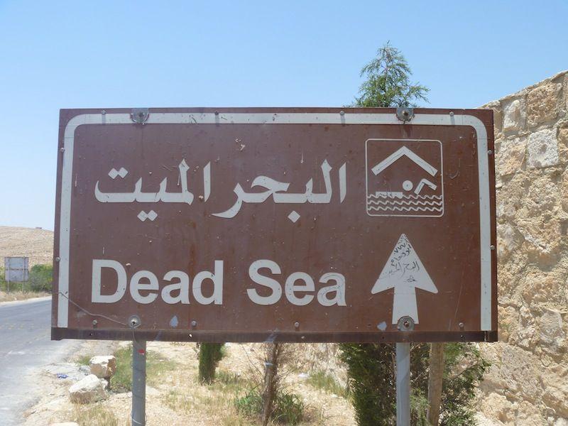 cartello Dead Sea