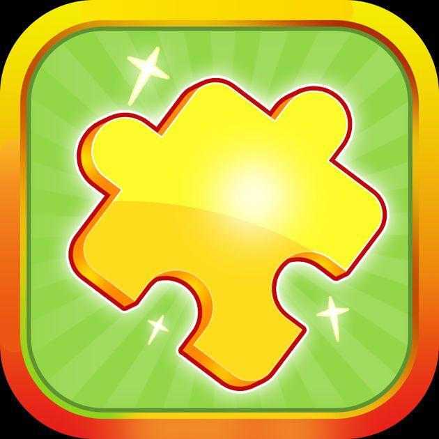 NEW iOS APP Funny Jigsaw huang jianming App, Funny