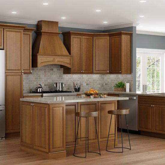 Kitchen Cabinets East Brunswick NJ CNC Cabinetry Bristol Toffee Kitchen  Cabinets