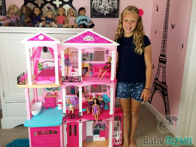 New Barbie Dreamhouse 2015 House Tour And Review Video Toys