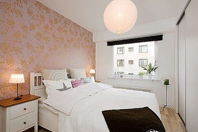 40 Design Ideas To Make Your Small Bedroom Look Bigger Hd