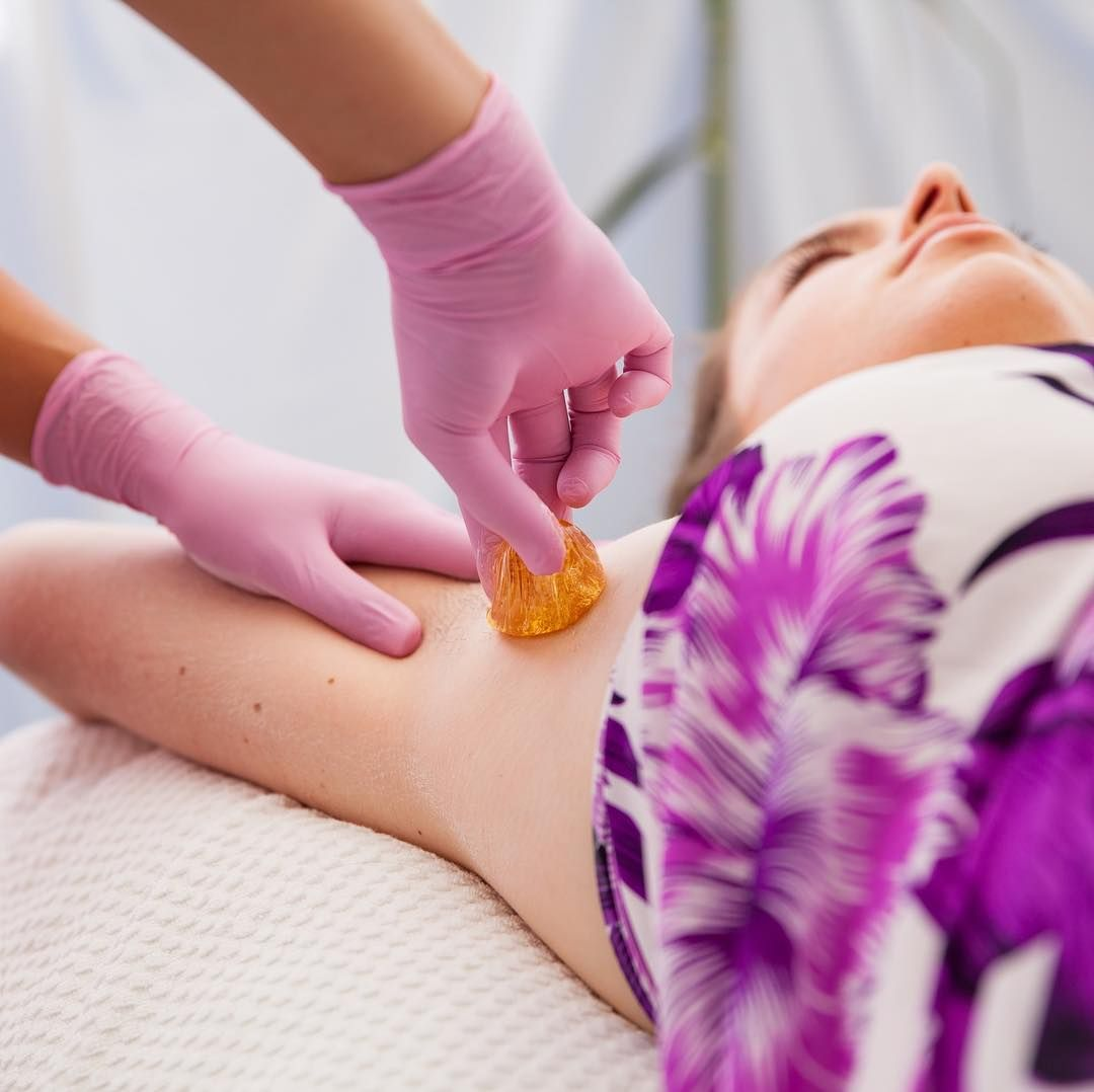 Have you every tired sugaring? . Why not get certified now