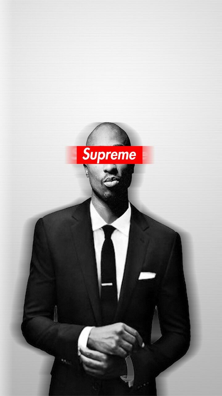 Tupac wallpaper supreme