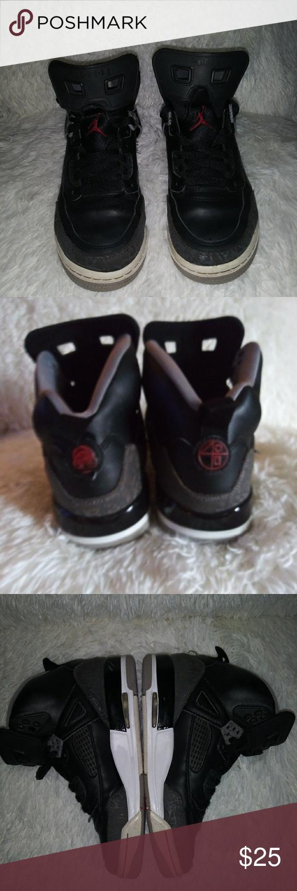 Air Jordan spizike sneakers size 5 youth Air jordans