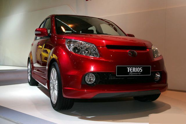 2018 Daihatsu Terios Release Date And Price Daihatsu Terios