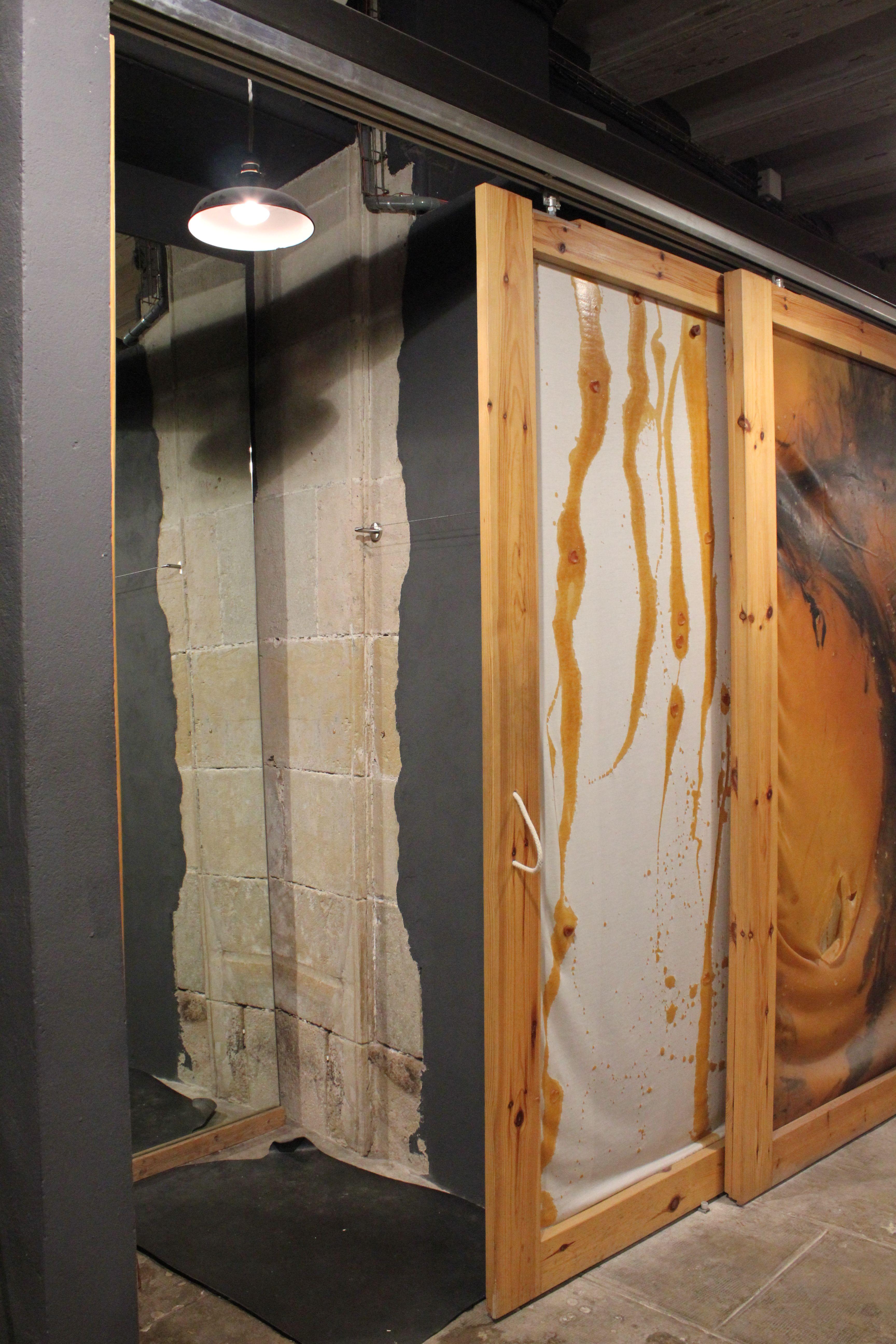 Dressing room | | Miriam Ponsa Store | | © Katrien van Leeuwen