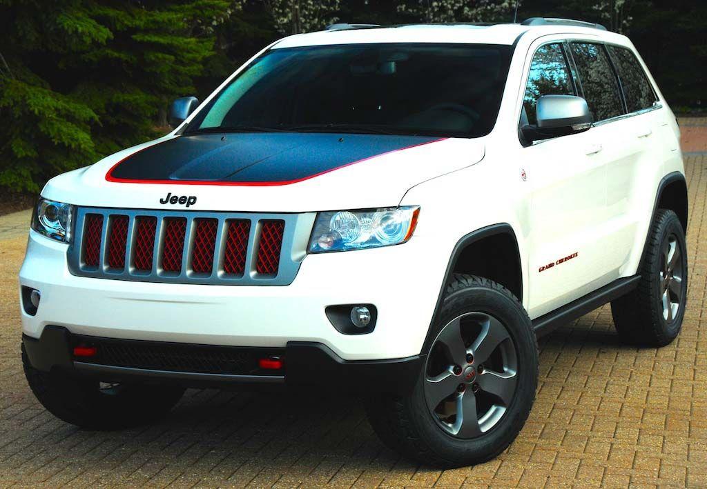 Jeep Grand Cherokee Trailhawk Jeeps Pinterest