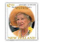 2002 Queen Elizabeth The Queen Mother 1900-2002
