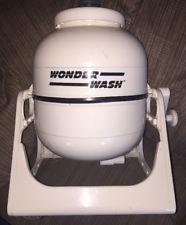 Wonder Wash The Laundry Alternative Non Electric Portable Mini