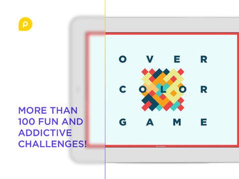 OverColor – spatial puzzle for children by PopAppFactory