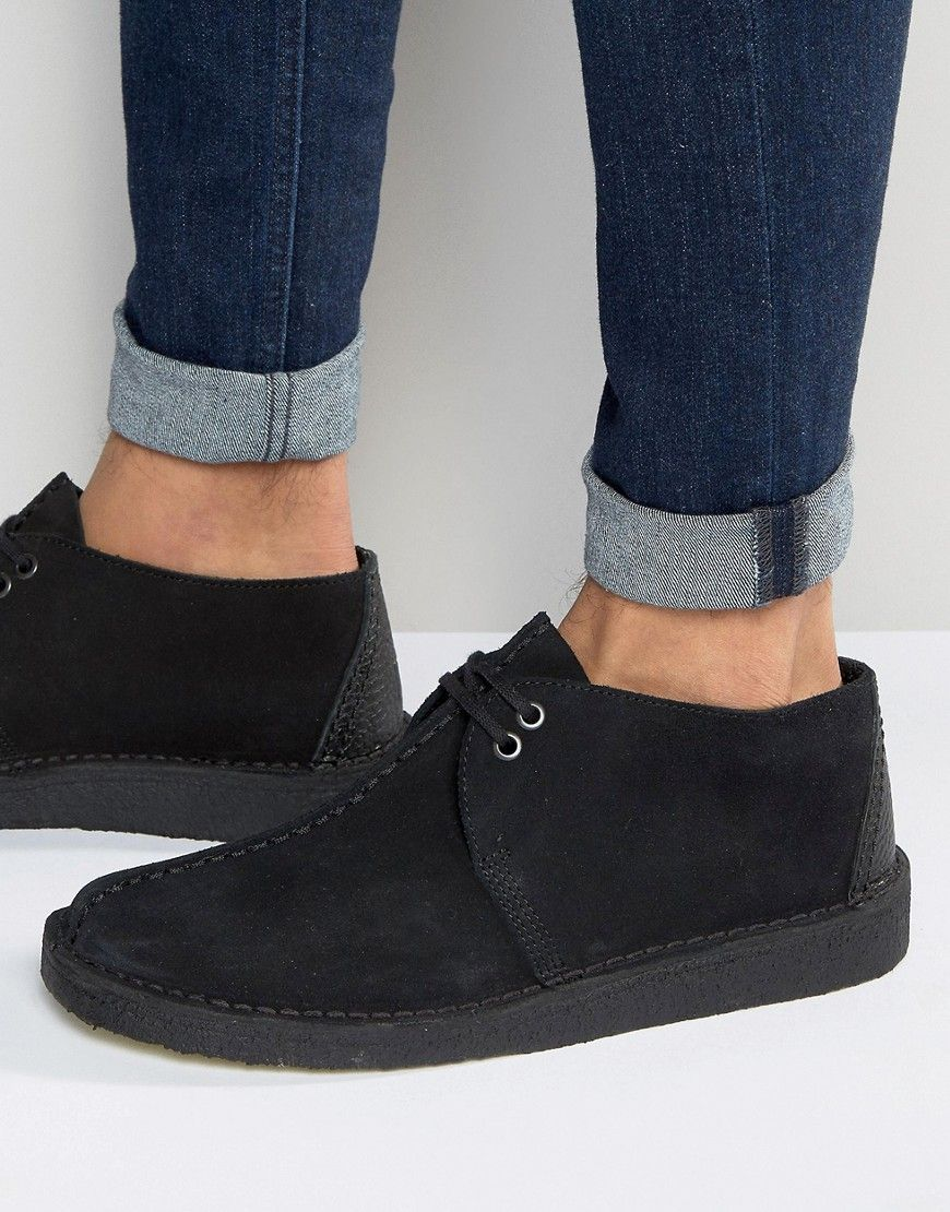 Stuff Trek Originals Clarks Shoes To Buy Desert Black P7q7OX