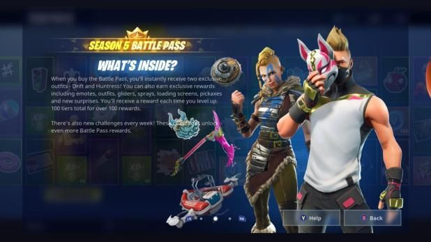 Fortnite Season  Challenge Guide Basketball Hoops Search Between Oasis And More