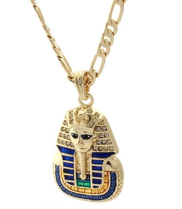 Gold king tut necklace king tut pendants pinterest gold king tut necklace aloadofball Gallery