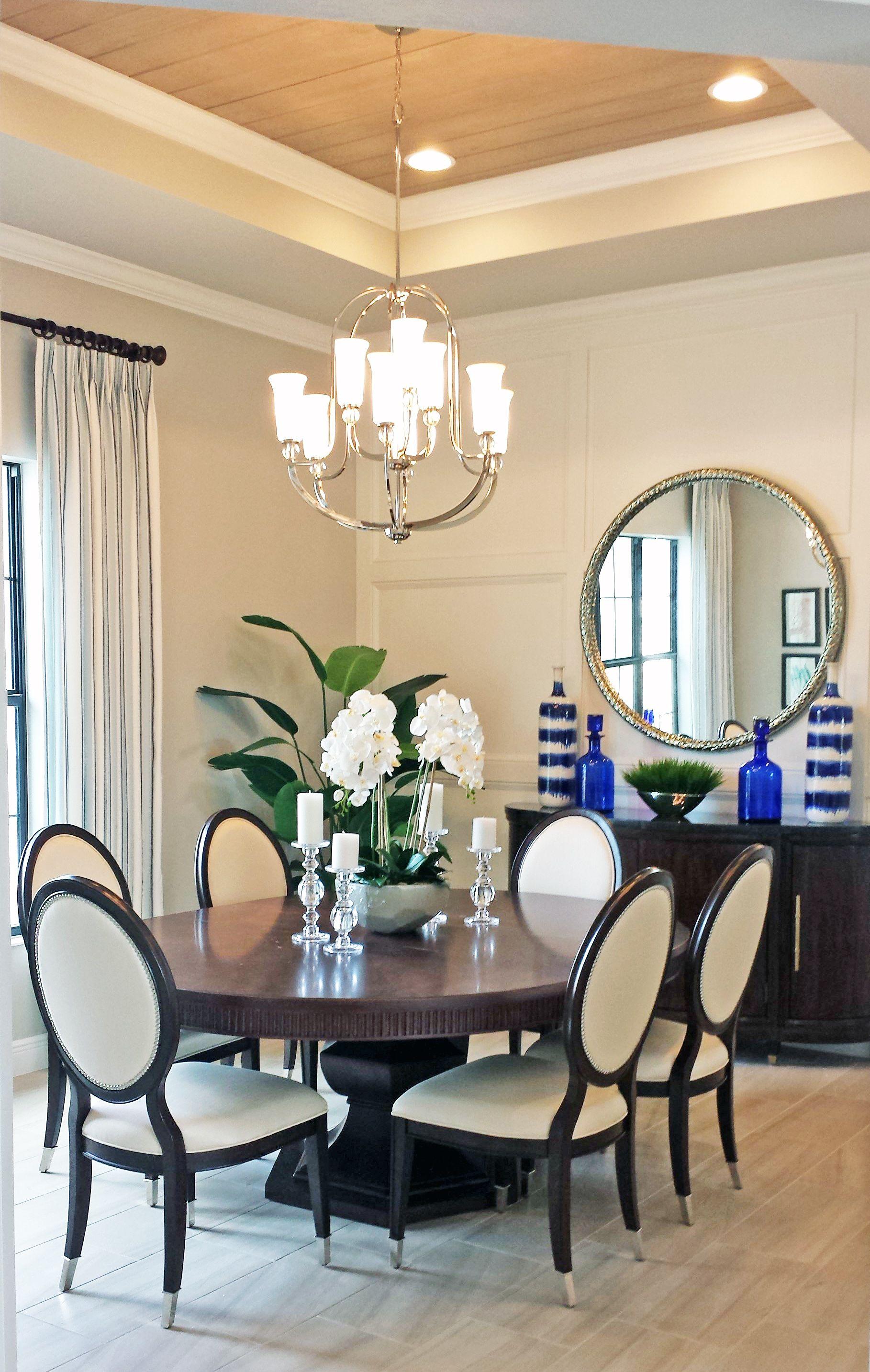 Dining Room Design Ideas Luxury Homes In Naples Fl Elegant