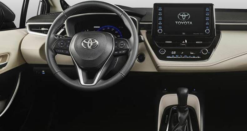 2020 Toyota Corolla Hybrid Interior In 2020 Toyota Corolla Toyota Hybrid Toyota