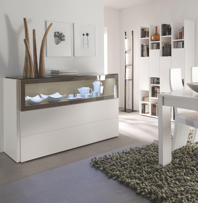 Credenza Con Alzata Moderna.Credenza Con Alzata Moderna M5 Piferrer Casa Nel 2019