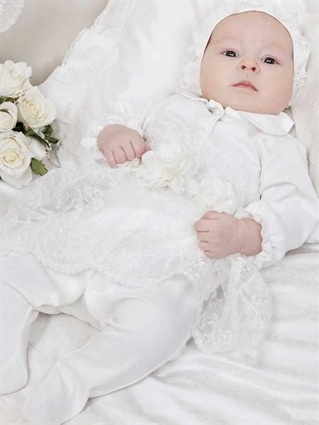 Купить костюм на выписку младенца