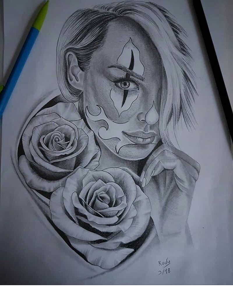 A Imagem Pode Conter Desenho Desenhos Para Tatuagem Desenho