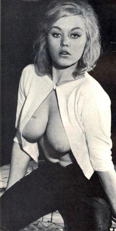 First time flashing boobs