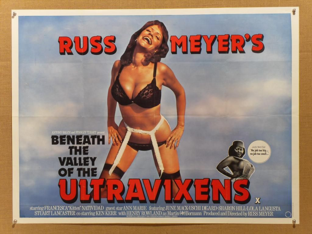 Beneath The Valley Of The Ultra Vixens Watch beneath the valley of the ultra-vixens | russ meyer, movie