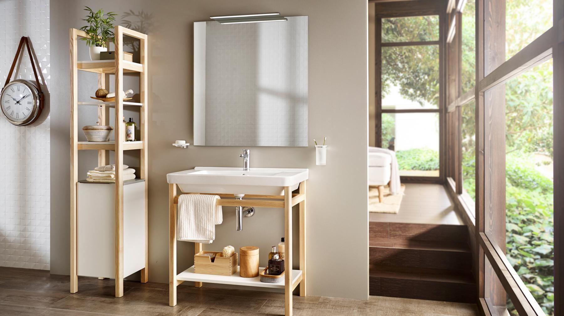 Hygge The Warmth Of A Nordic Style Bathroom Roca Life Salle De Bain Design Salle De Bain Intemporelle Salle De Bain