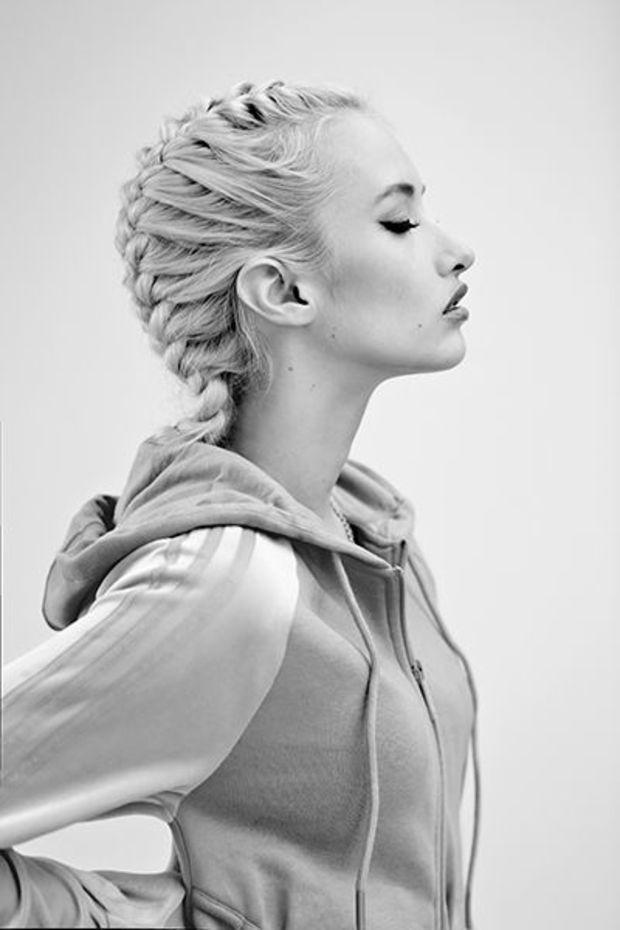 23+ Jolie coiffure pour le sport inspiration
