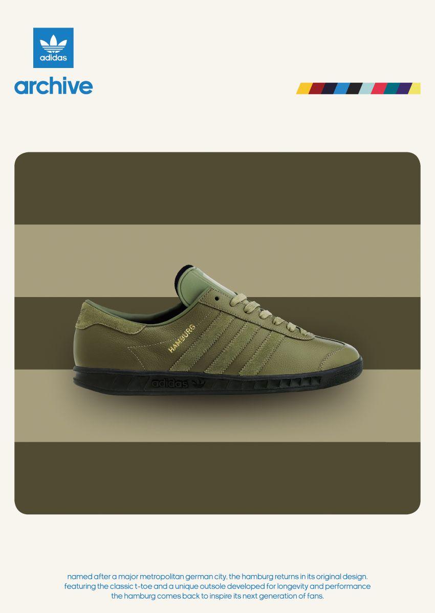 ¿Adidas Originals Hamburgo tamaño?¿Reino Unido exclusivo talla?Blog de zapatos