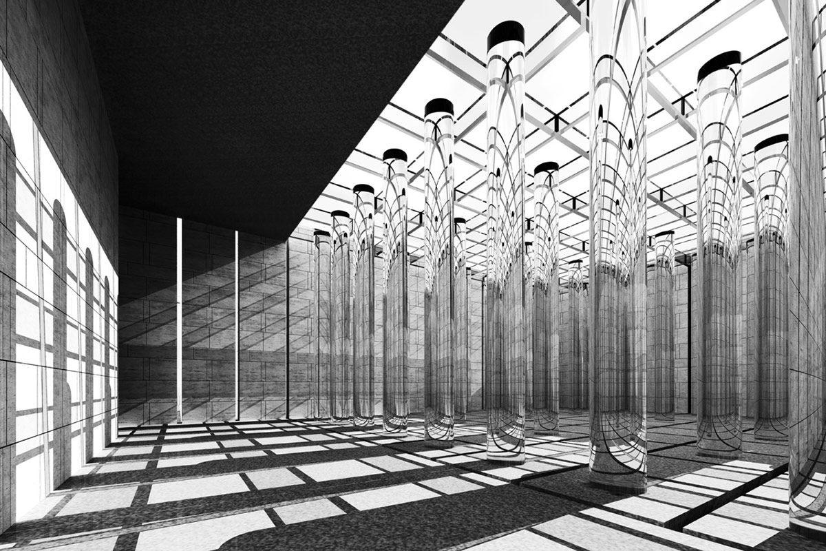 The Danteum Giuseppe Terragni Architecture Modernist Architects Architect