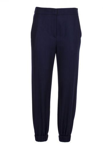 MSGM Msgm Wool Track Pants. #msgm #cloth #pants-shorts
