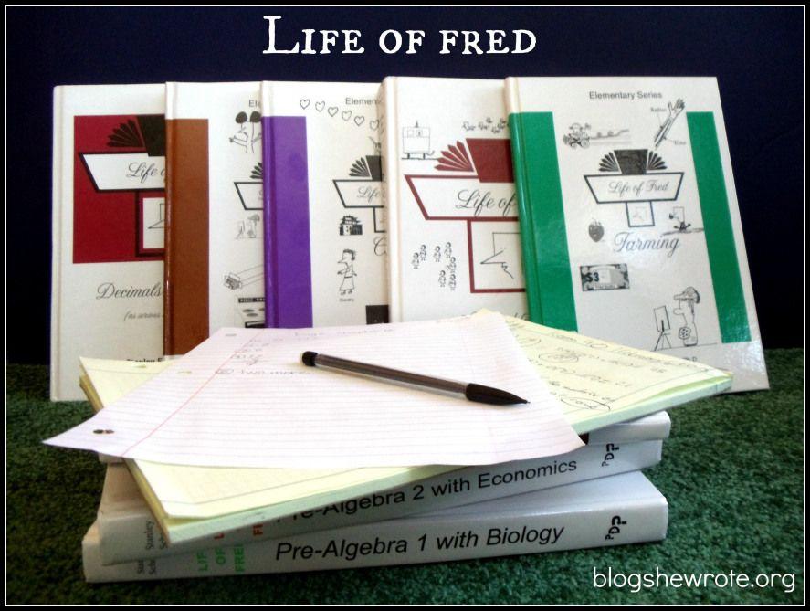 Life of fred homeschool math homeschool math math blog
