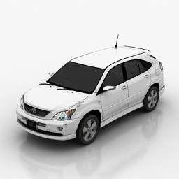 Car 3d Model Car 3d Model