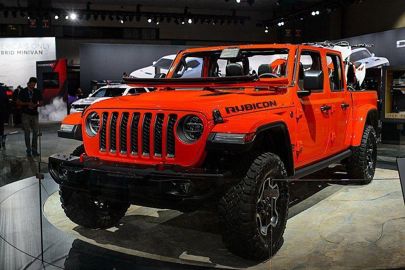 2018 Jeep Gladiator Jeep Gladiator Jt Wikipedia Jeep