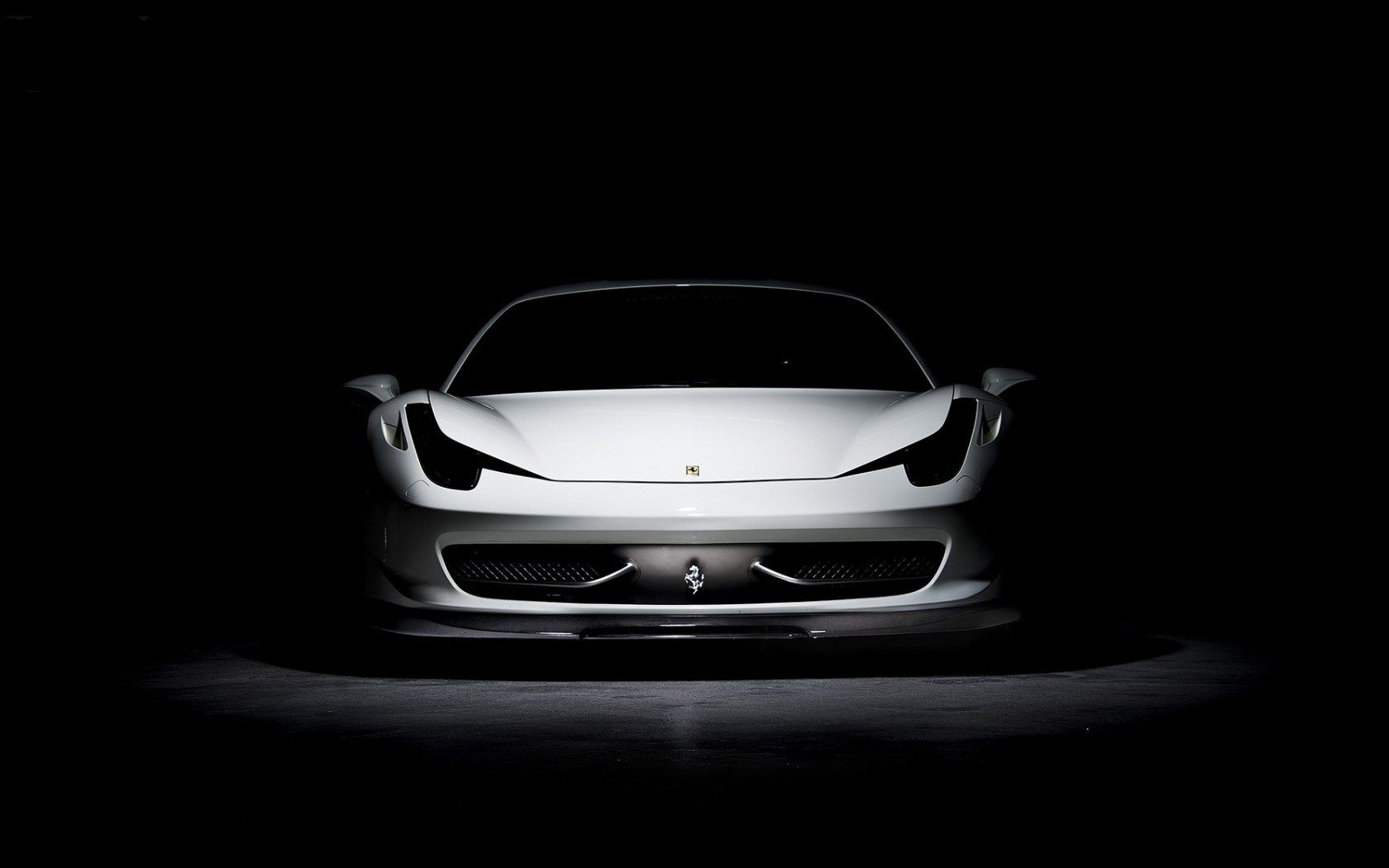 Ferrari Wallpapers And Backgrounds Ferrari 458 Italia White